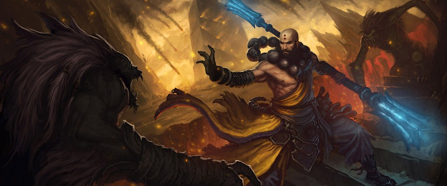 Монах - Diablo