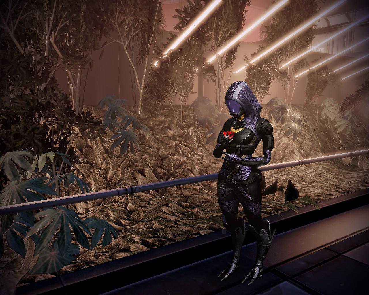 Раса изгоев, обреченных на скитания - Кварианцы (Quarian) - Расы - Mass Effect