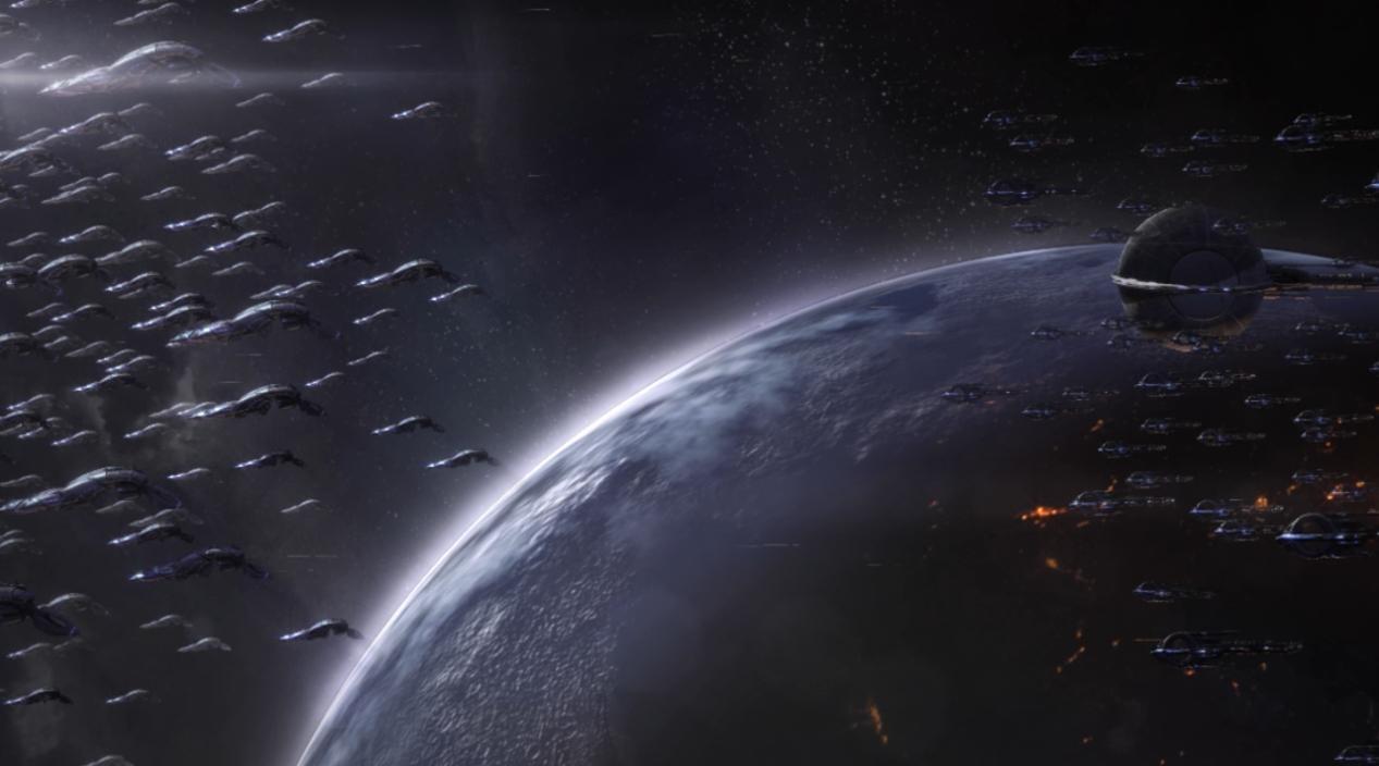 Битва за Раннох - Кварианцы (Quarian) - Расы - Mass Effect