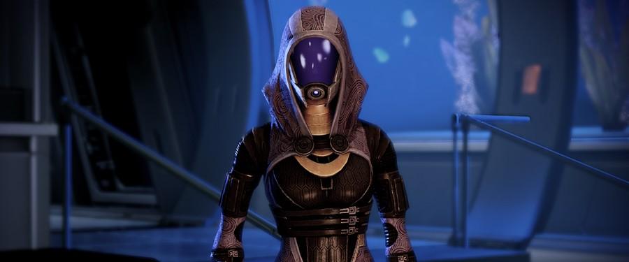 Кварианцы - Mass Effect