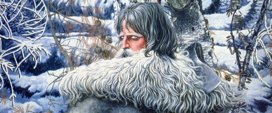 Святобор - Славянская мифология