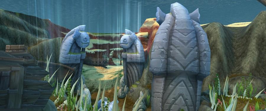 Подводное царство - Аллоды