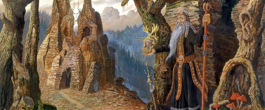 Чернобог - Славянская мифология