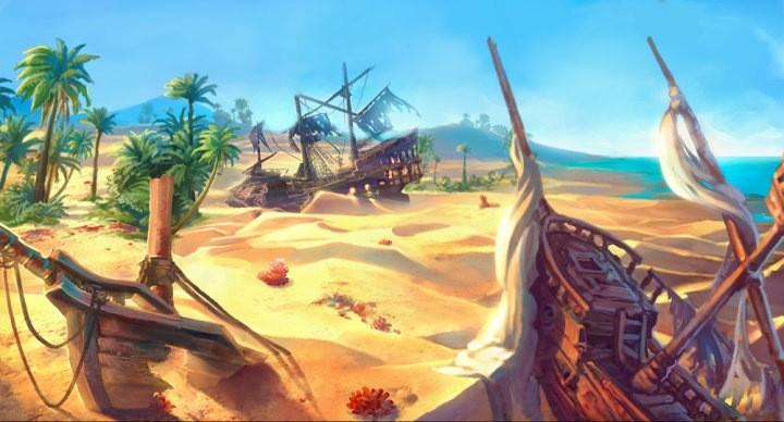 Мертвое море - Территории - Аллоды