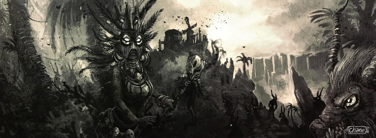 Колдун (Witch Doctor) - Классы персонажей - Diablo