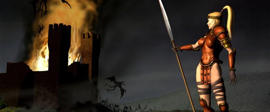 Амазонка - Diablo