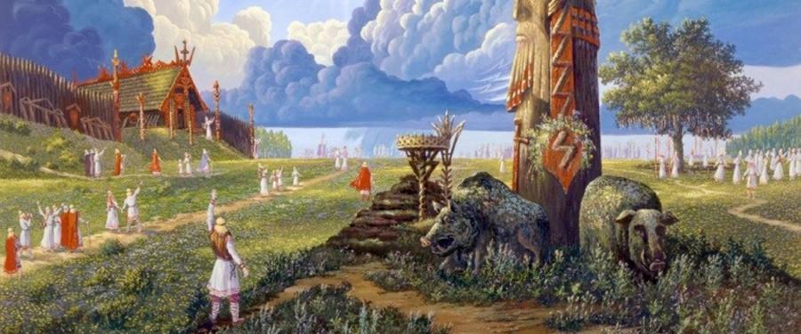 Ярило - Славянская мифология