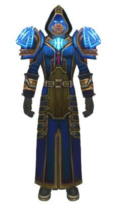 Волшебник - Классы персонажей - Аллоды