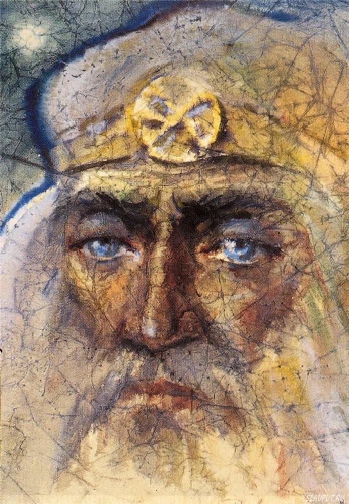 Род. Сонцеслав Крижанивский - Род - Божества - Славянская мифология