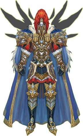 Храмовник - Классы персонажей - Аллоды