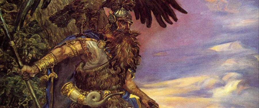 Перун - Славянская мифология