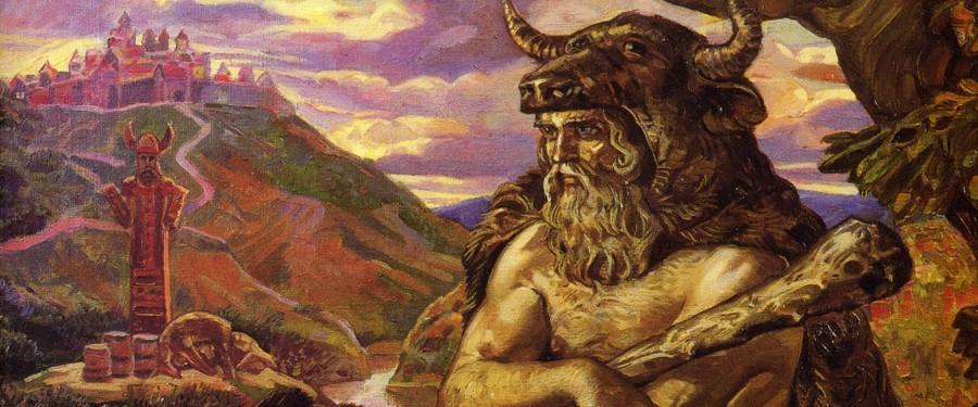 Велес - Славянская мифология