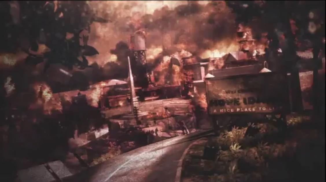 Хоуп, уничтоженный Blackwatch - Хоуп (Hope) - Значимые места - Prototype
