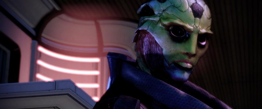 Дреллы - Mass Effect