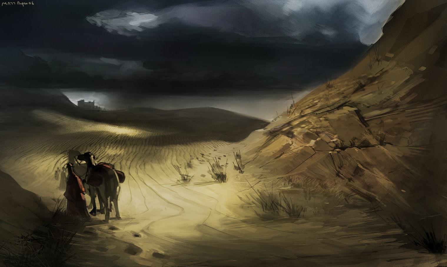 Аранох (Aranoch) - Санктуарий - Diablo