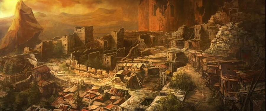 Аранох - Diablo