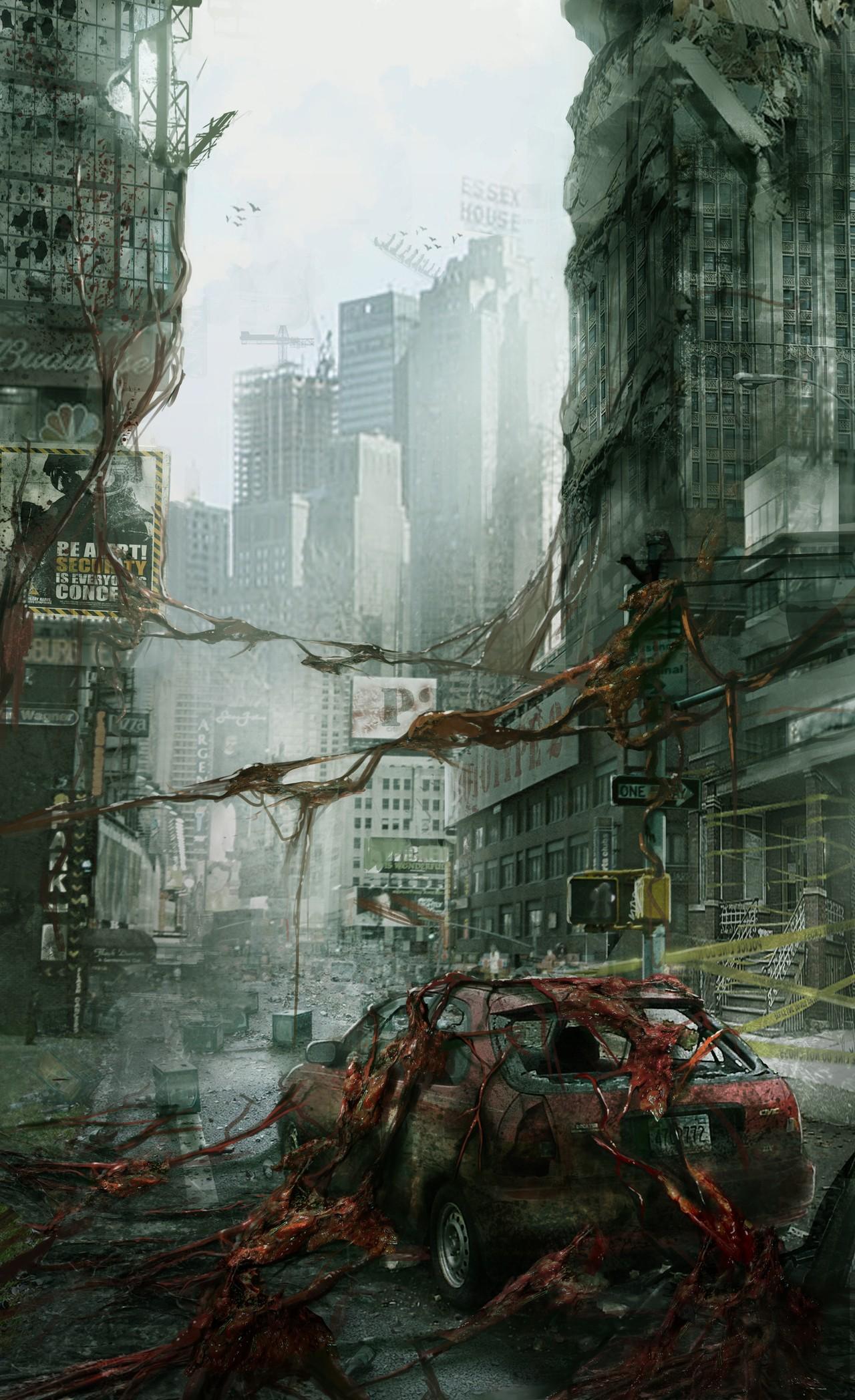 Красная зона - Нью-Йорк (New York City) - Значимые места - Prototype