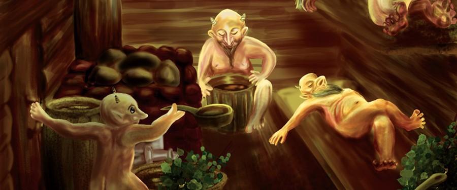 Анчутка - Славянская мифология