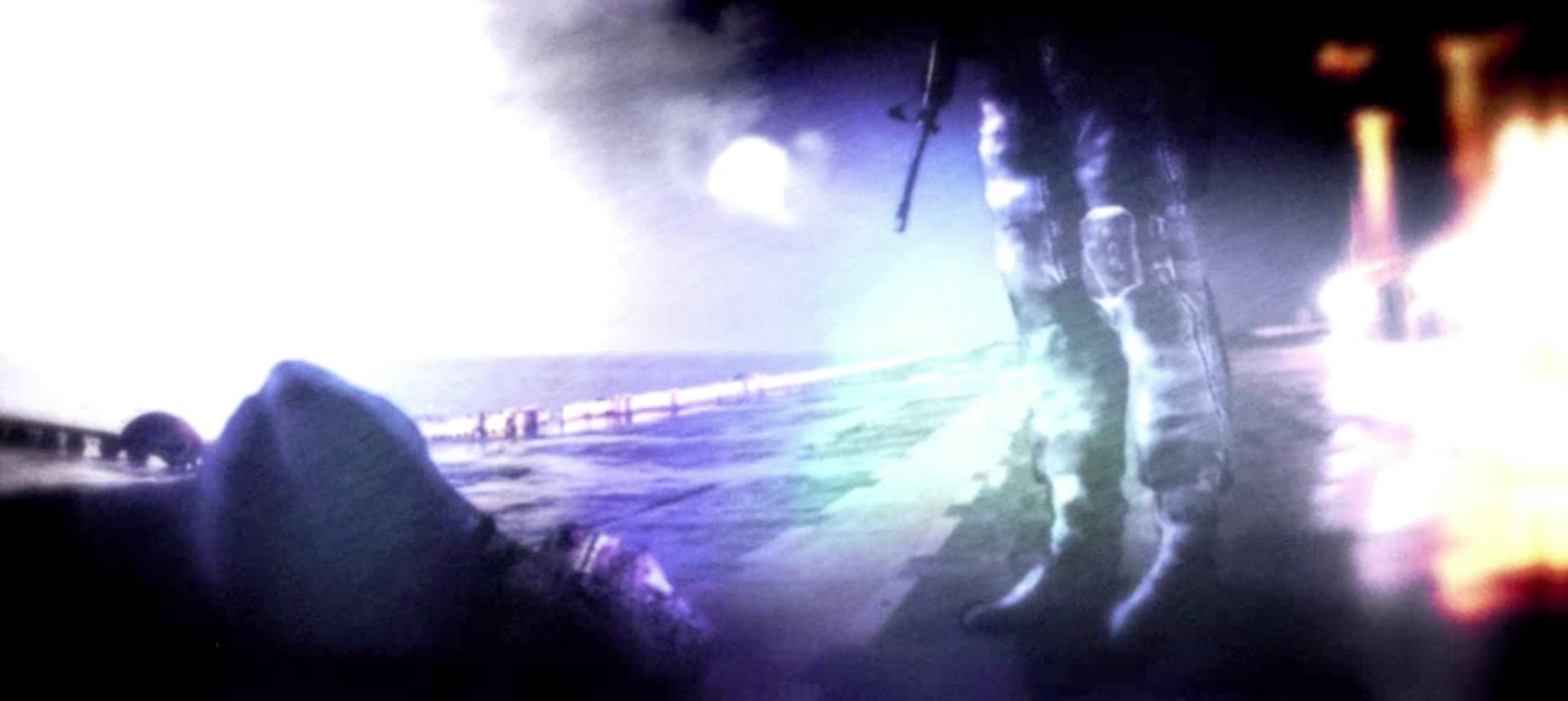 Беглец убитый Робертом Кроссом - Два утеса (Two Bluff) - Значимые места - Prototype