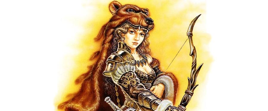 Девана - Славянская мифология