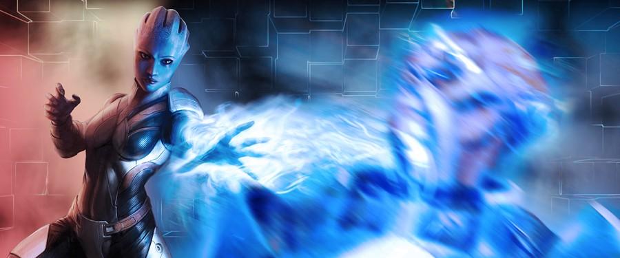 Азари - Mass Effect