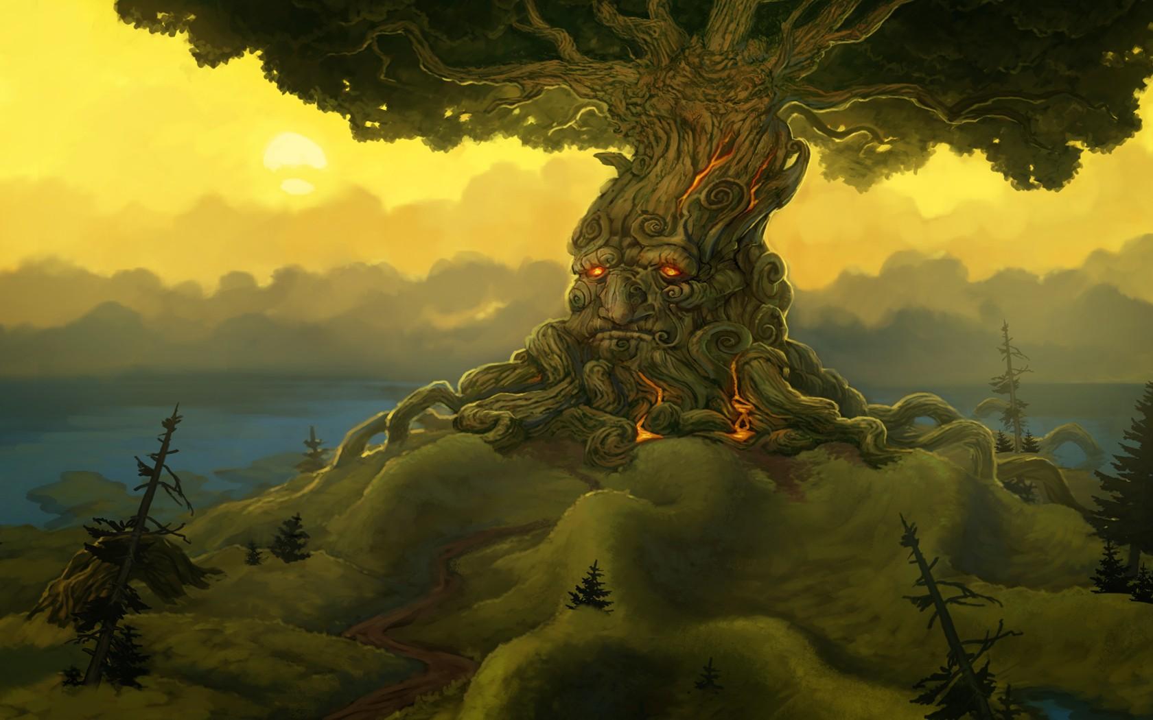 Великое Древо - Темноводье - Территории - Аллоды