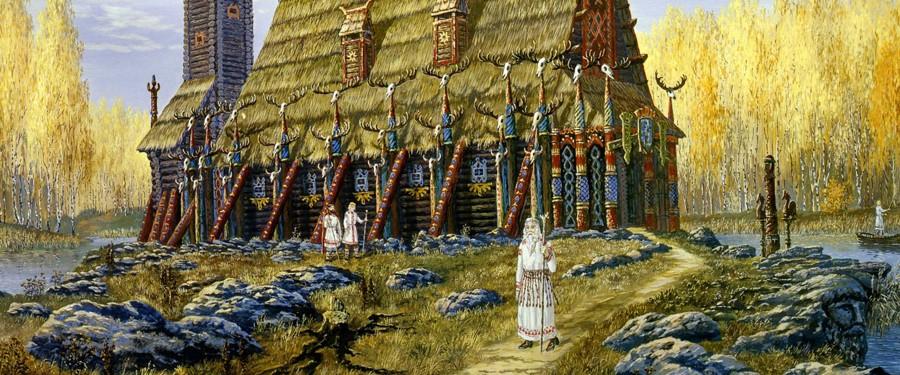 Хорс - Славянская мифология