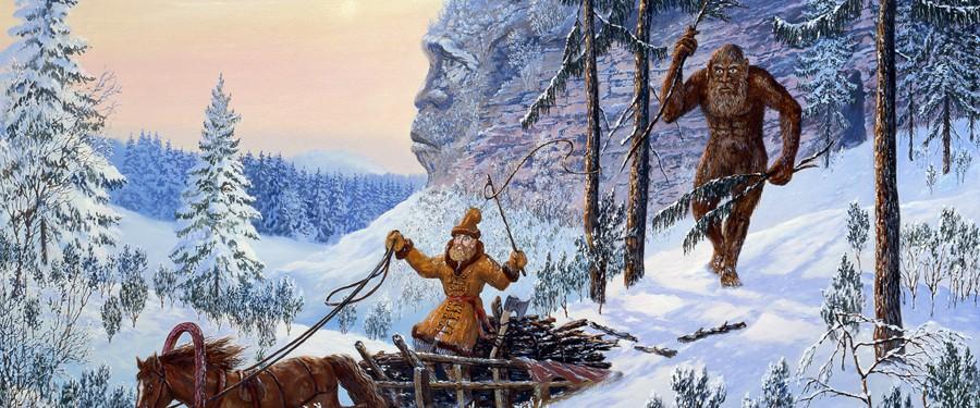 Волот - Славянская мифология
