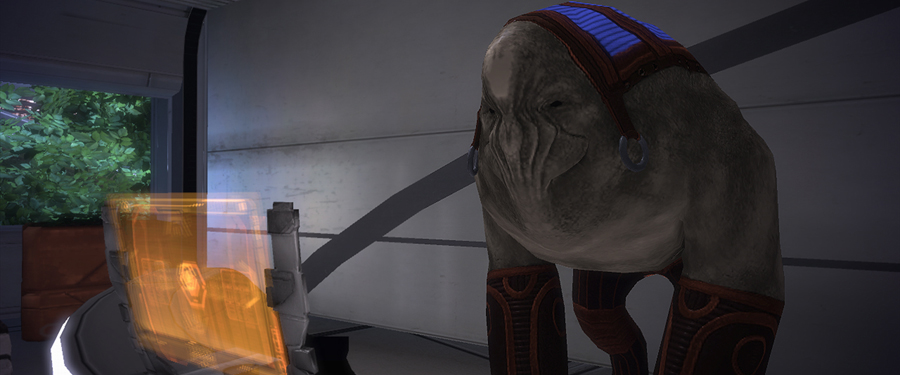 Элкоры - Mass Effect