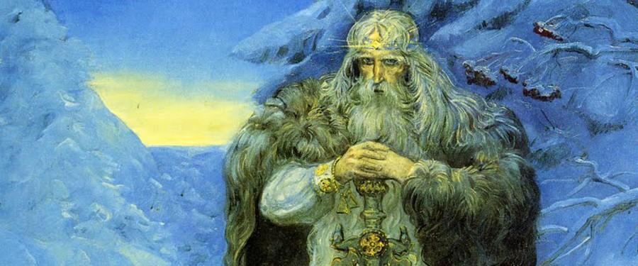 Сварог - Славянская мифология
