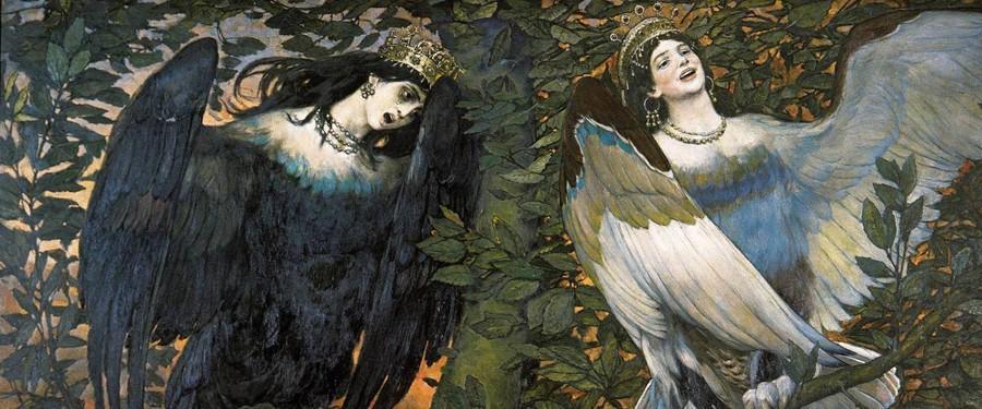 Сирин - Славянская мифология