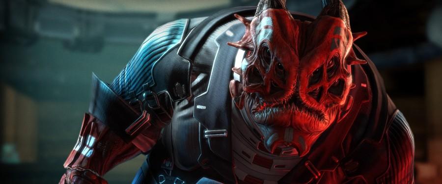 Яги - Mass Effect