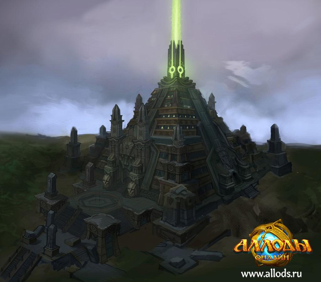 Храм Тенсеса - Асээ-Тэпх - Территории - Аллоды