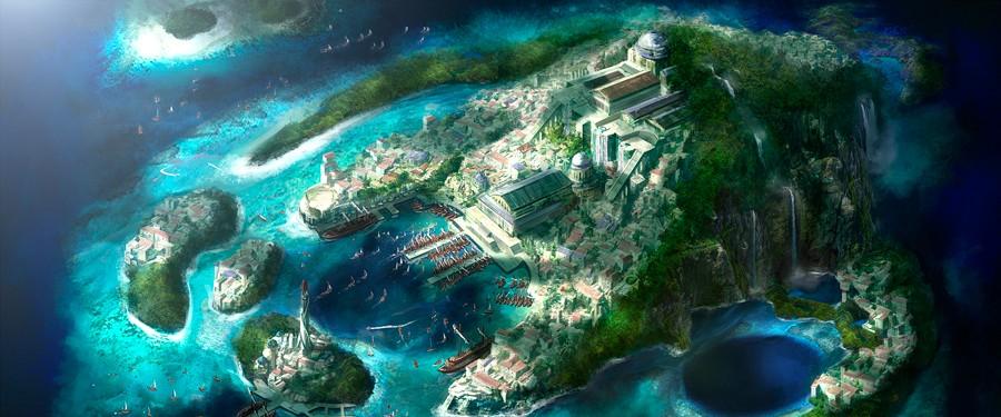 Острова Сковос - Diablo