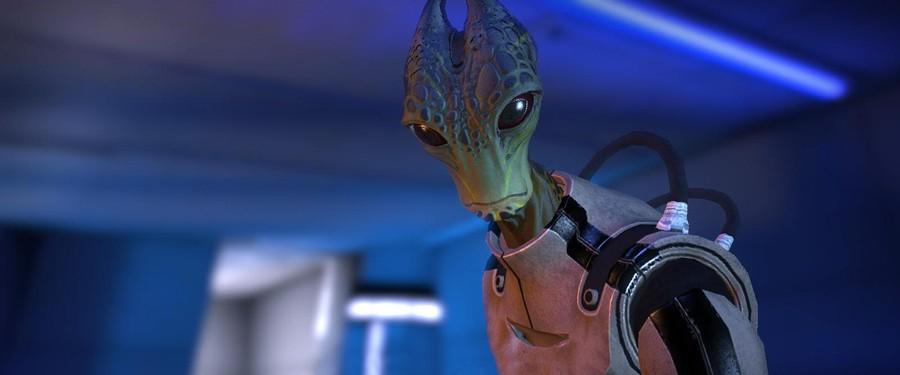Саларианцы - Mass Effect